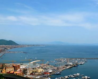 Salerno, a charming city close to Agropoli