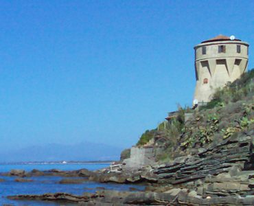 Torre San Marco, testimony of the history of Agropoli